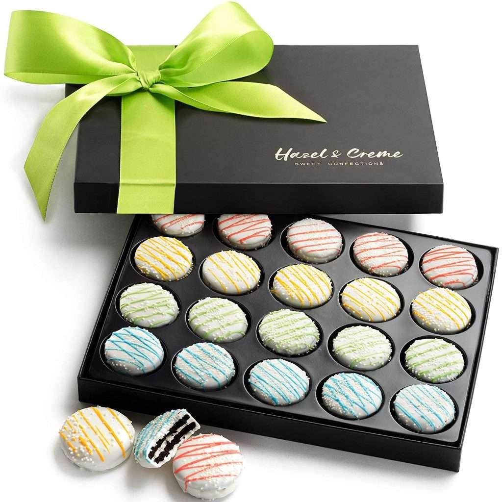 Hazel & Creme White Chocolate Gift Box
