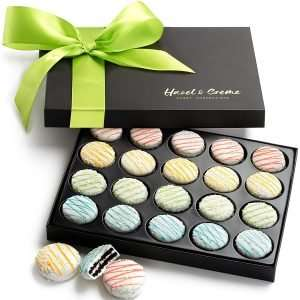 Hazel & Creme White Chocolate Gift Box