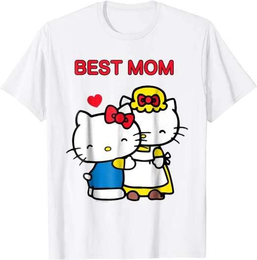 Hello Kitty Mother's Day T-Shirt