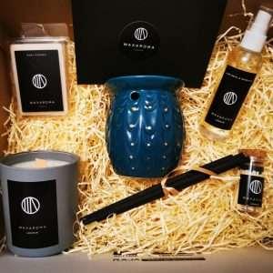 Hygge Tobacco & Vanilla Gift Set