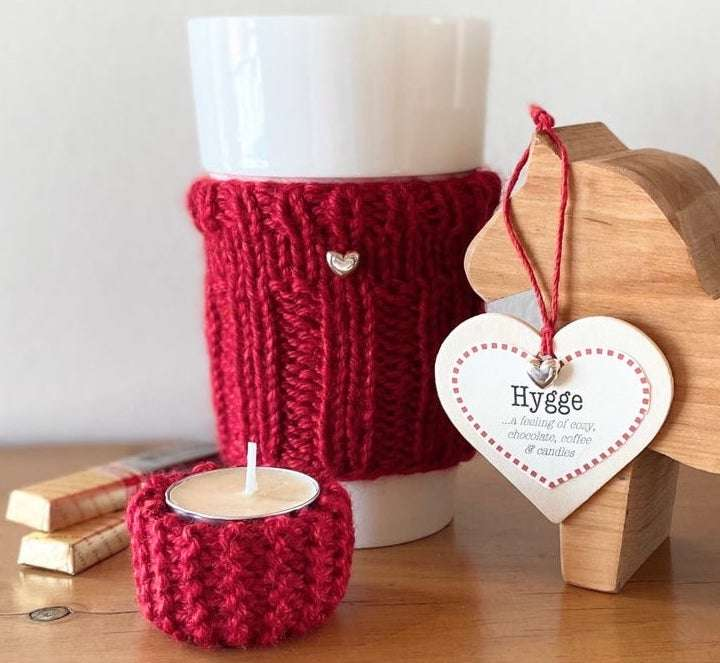 Hygge and Fika Cozy Gift