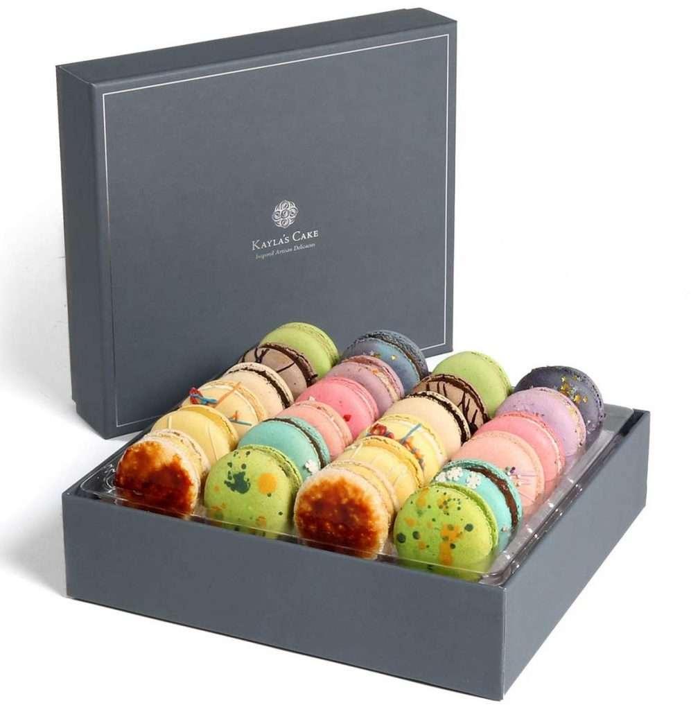 Kayla's Cake Premium French Macarons Box