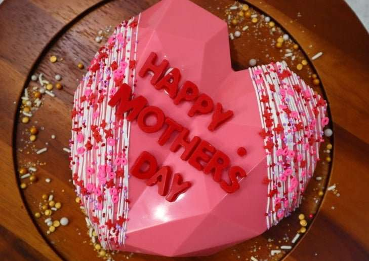 Mother's Day Breakable Heart Chocolate