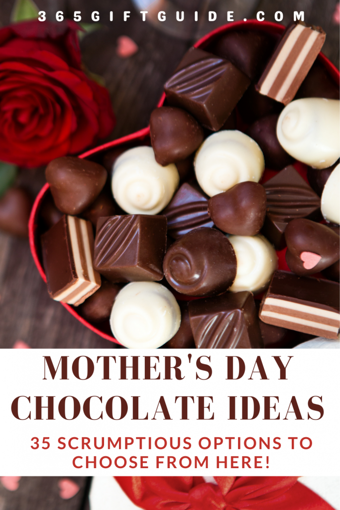 Mother's Day Chocolate Ideas, 35 Scrumptious Options to Choose From