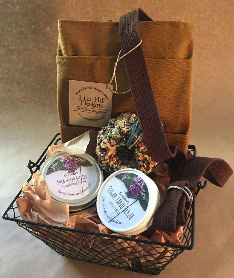 Mother's DayGardening Gift Basket