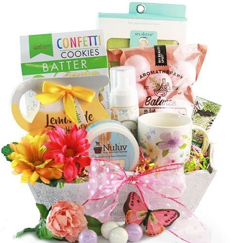Mother's DayRelax and Unwind Gift Basket