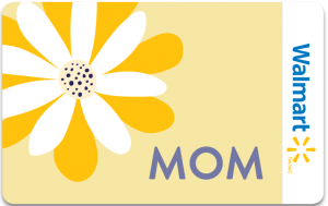 Mother's Day Walmart Gift Card
