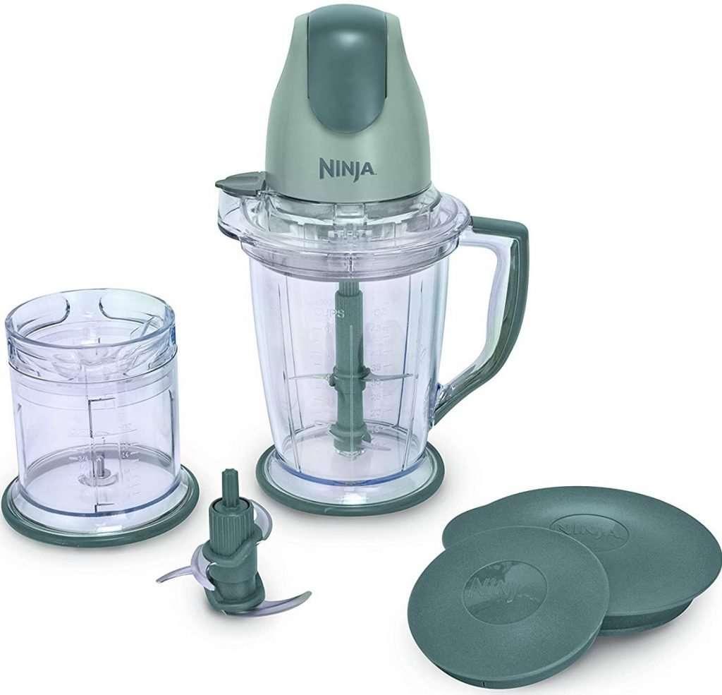 Ninja 400-Watt Blender and Food Processor