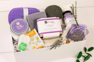 Smalltown Self-care Wellness Box