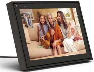 "Smart Video Calling 10"" Touch Screen Display with Alexa"
