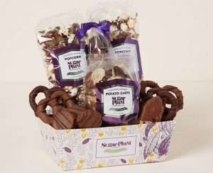 The Ultimate Chocolate Gift Basket