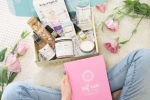 TheraBox Self-Care Package