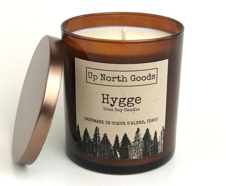 Up North Goods Hygge Candle