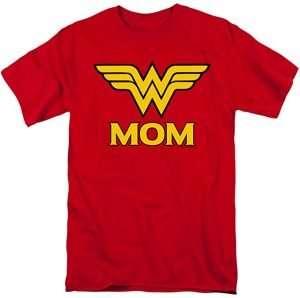 Wonder Woman Wonder Mom T-shirt