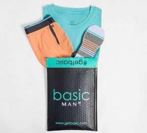 Basic Man Subscription Box