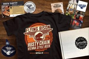 Brewski Craft Beer Shirt Club for Dad