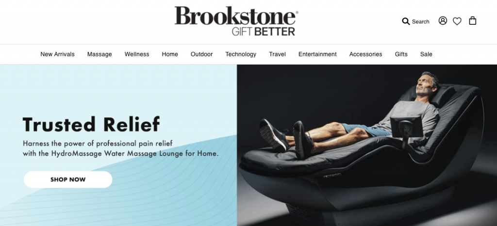 Brookstone Father's Day Gift Ideas