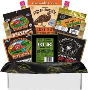 Buffalo Bills Beef Jerky & Sticks Subscription Box