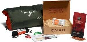 Cairn Outdoor Subscription Box for Dad