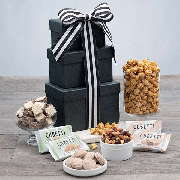 Classic Elegance Gift Tower