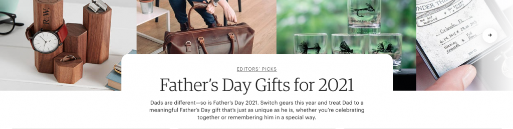 Etsy Father's Day Finds