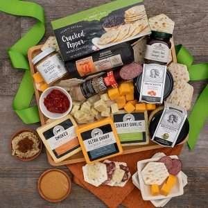 Father's Day Artisan Meat & Cheese Platter