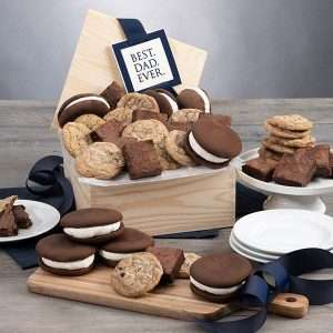 Father's Day Baked Goods Sampler
