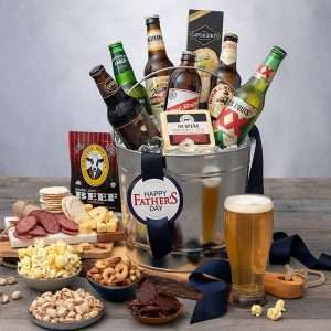 Father's Day Beers for Dad Hamper