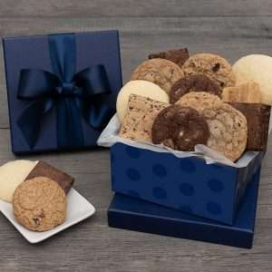Father's Day Cookie & Brownie Gift Box