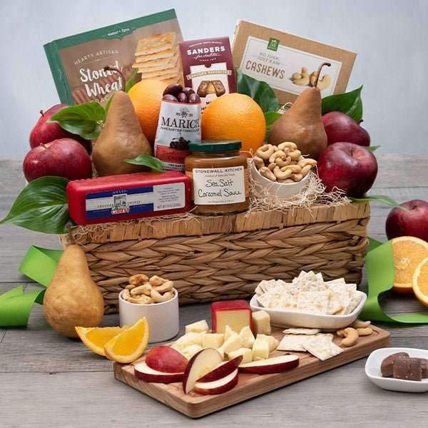 Father's Day Orchard Fruit Basket