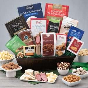 Father's Day Snack & Chocolate Gift Hamper