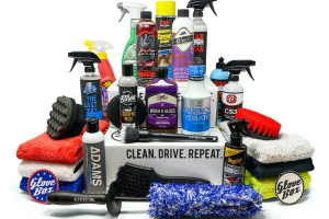 GloveBox Monthly Car Care