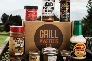 Grill Masters Club Box for Dad
