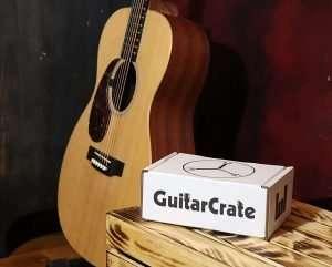 Guitar Player Subscription Box