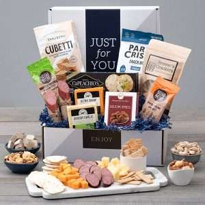 Savory & Sweet Deluxe Father's Day Hamper