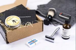 Shaving Club Box