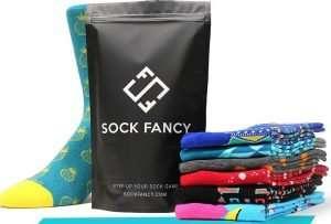Surprise Pair of Socks Subscription Box