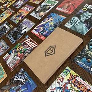 The Comic Garage Box
