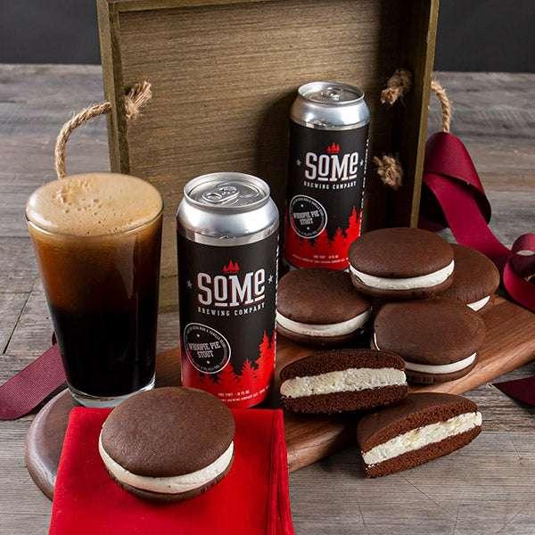 Ultimate Stout Beer & Whoopie Pies Gift Hamper
