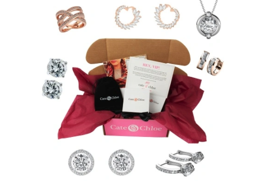 Cate & Chloe VIP Jewelry Subscription Box