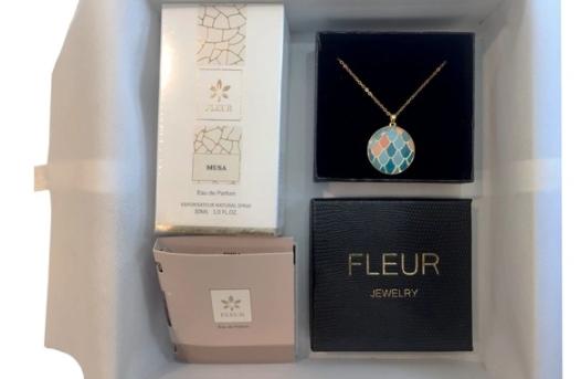 Fleur Luxury Box