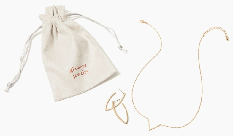 Glamour Jewelry Subscription Box