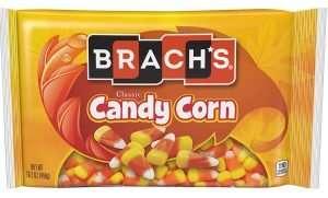 Halloween Candy Corn Brachs