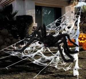 Halloween Outdoor Spider