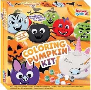 Klever Kits Halloween DIY Arts and Craft