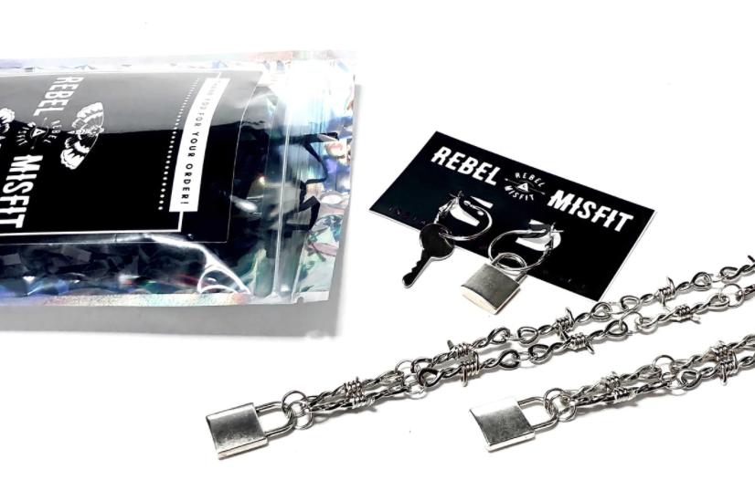 Rebel Misfit Jewelry Subscription Box