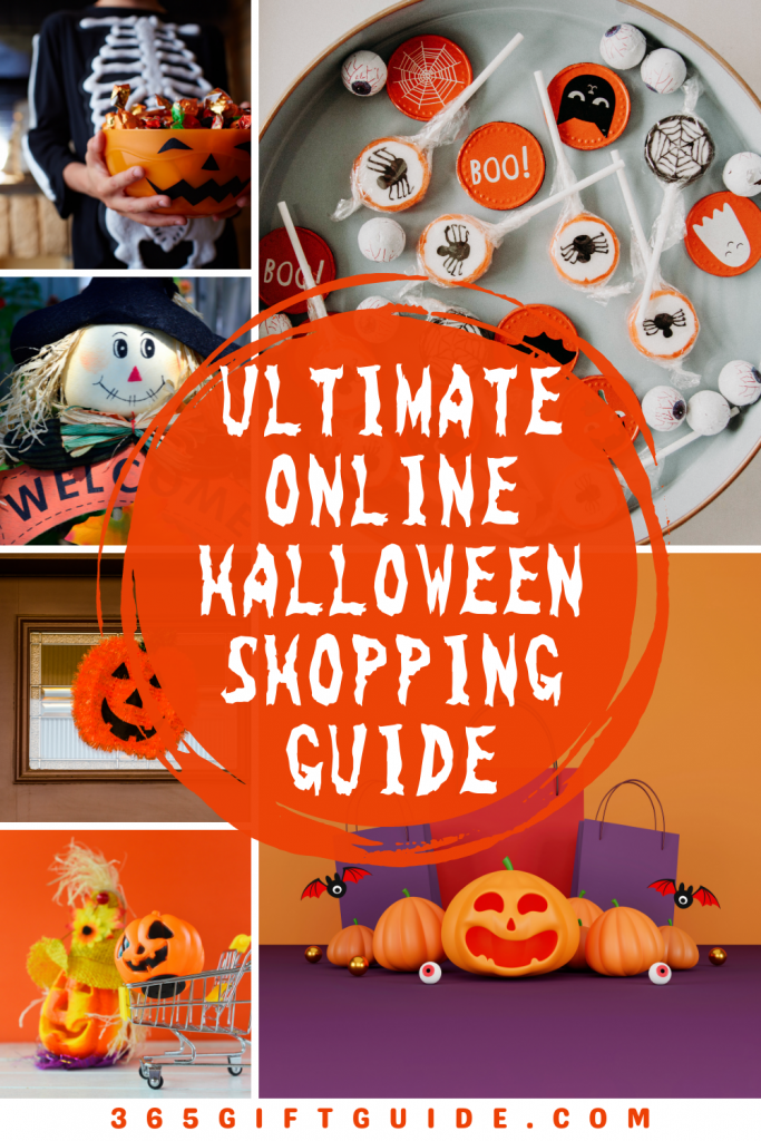 Ultimate Online Halloween Shopping Guide