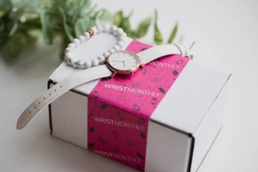 Wrist Monthly Box