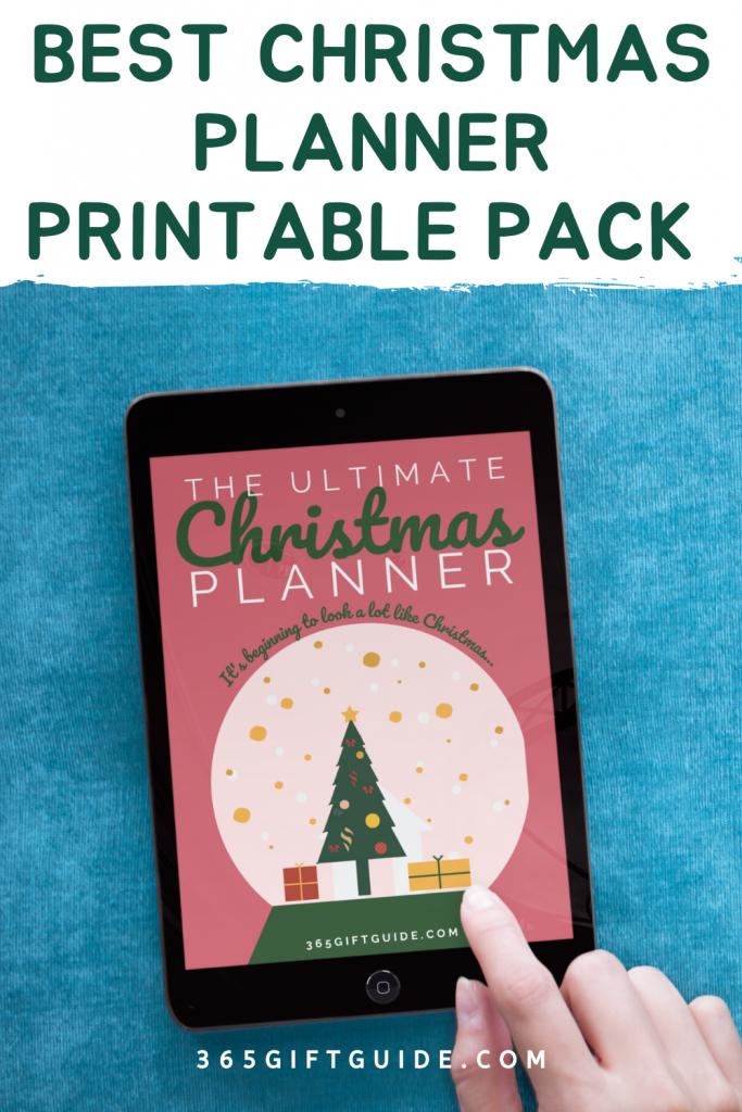 Best Christmas Planner Printable Pack